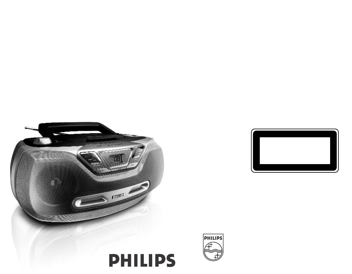 Philips AZ1130/12