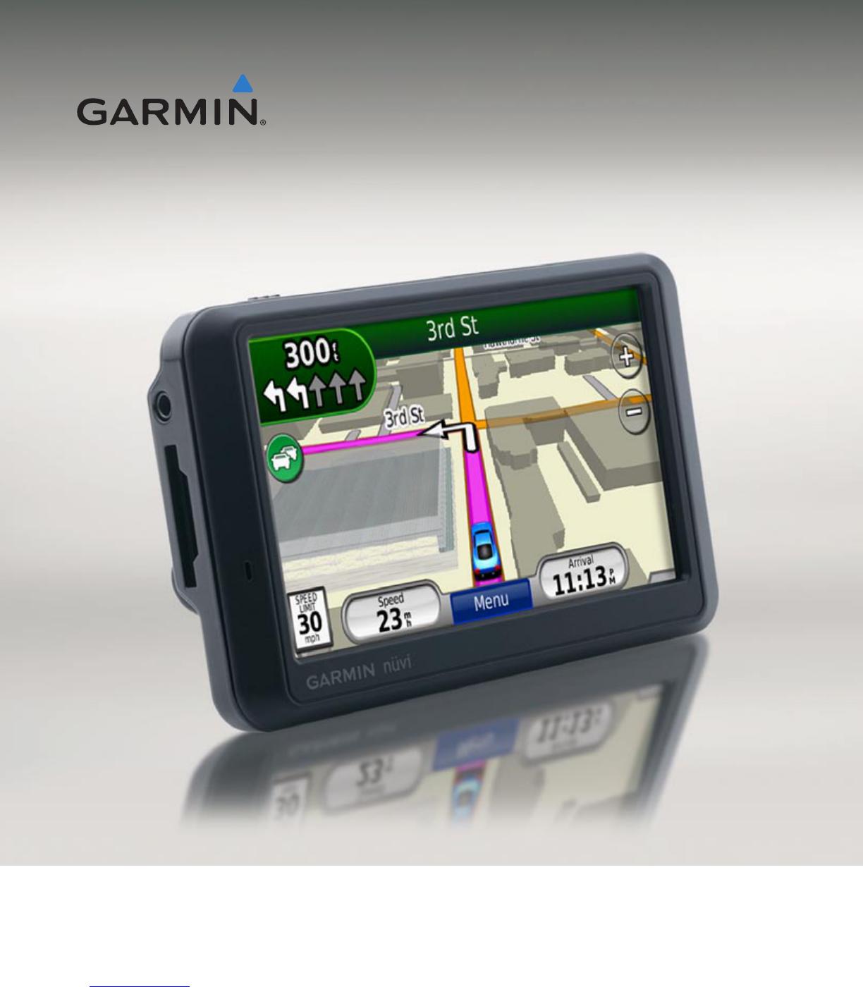GARMIN NUVI 755T DRIVERS FOR WINDOWS 7