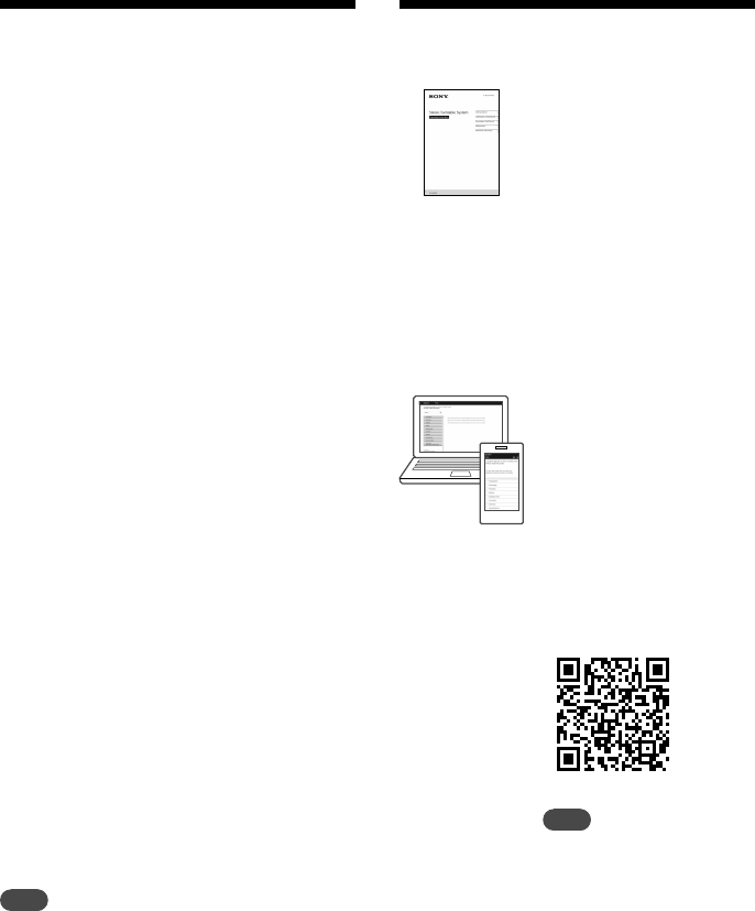 Handleiding Sony Ps Hx500 Pagina 3 Van 28 English