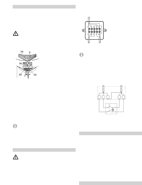 Handleiding Truma Ultrastore Rapid Pagina 9 Van 12 English Caravan Heater Wiring Diagram Connection