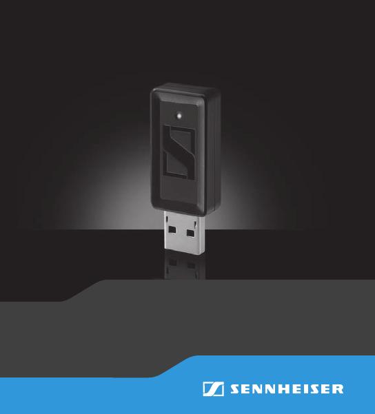 d2812151677 Handleiding Sennheiser BTD 500 USB (pagina 1 van 90) (Deutsch ...
