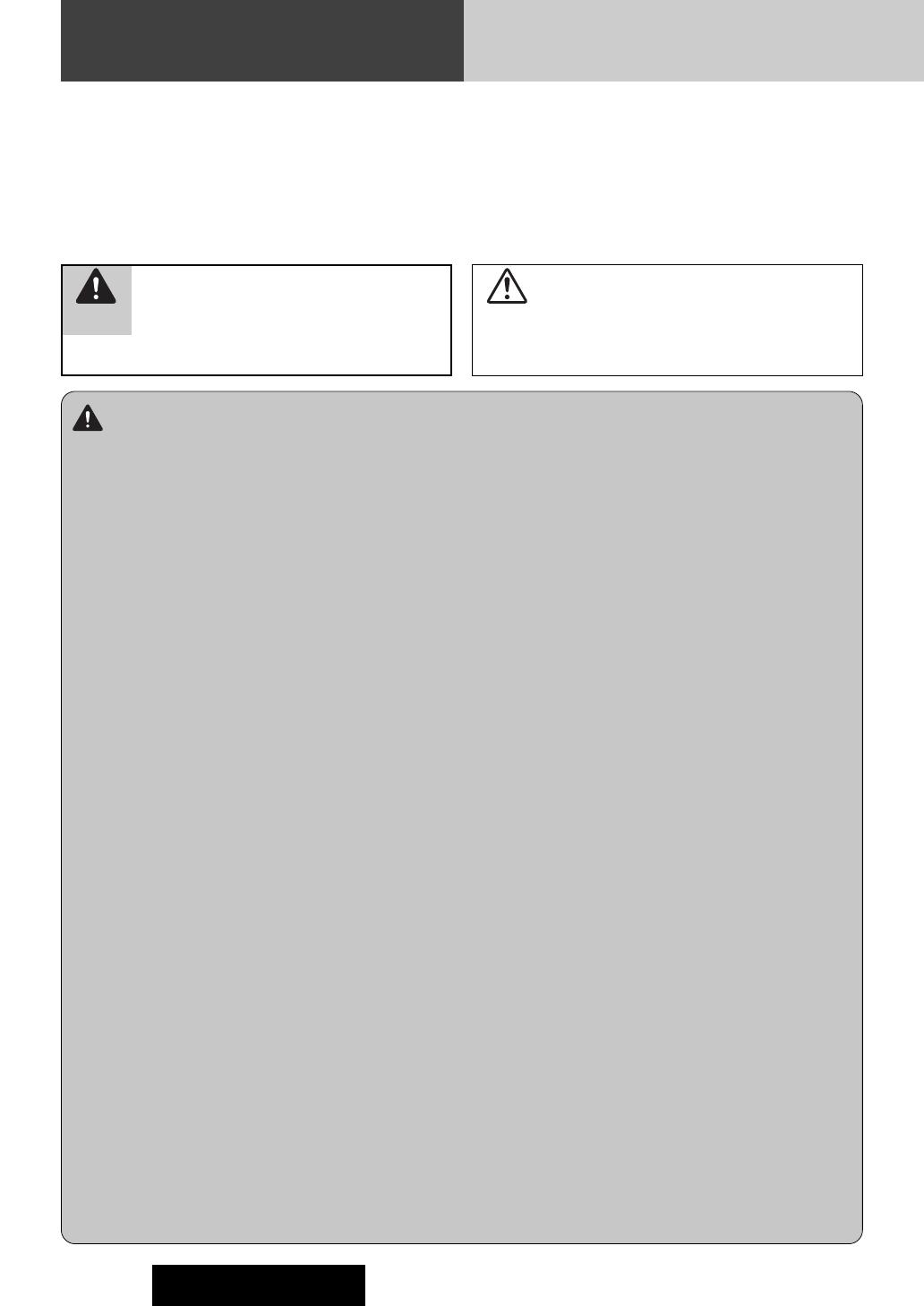 Handleiding Panasonic CQ-C8303U (pagina 2 van 114) (English, Espanõl,  Français)