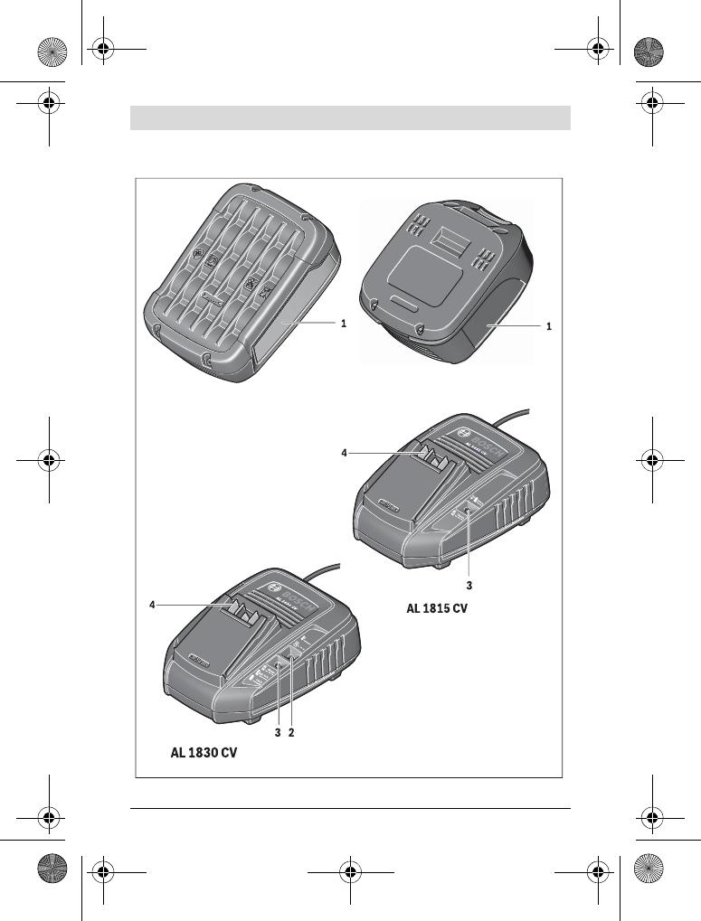 Handleiding Bosch AL 1830 CV Pagina 3 Van 205 Alle Talen