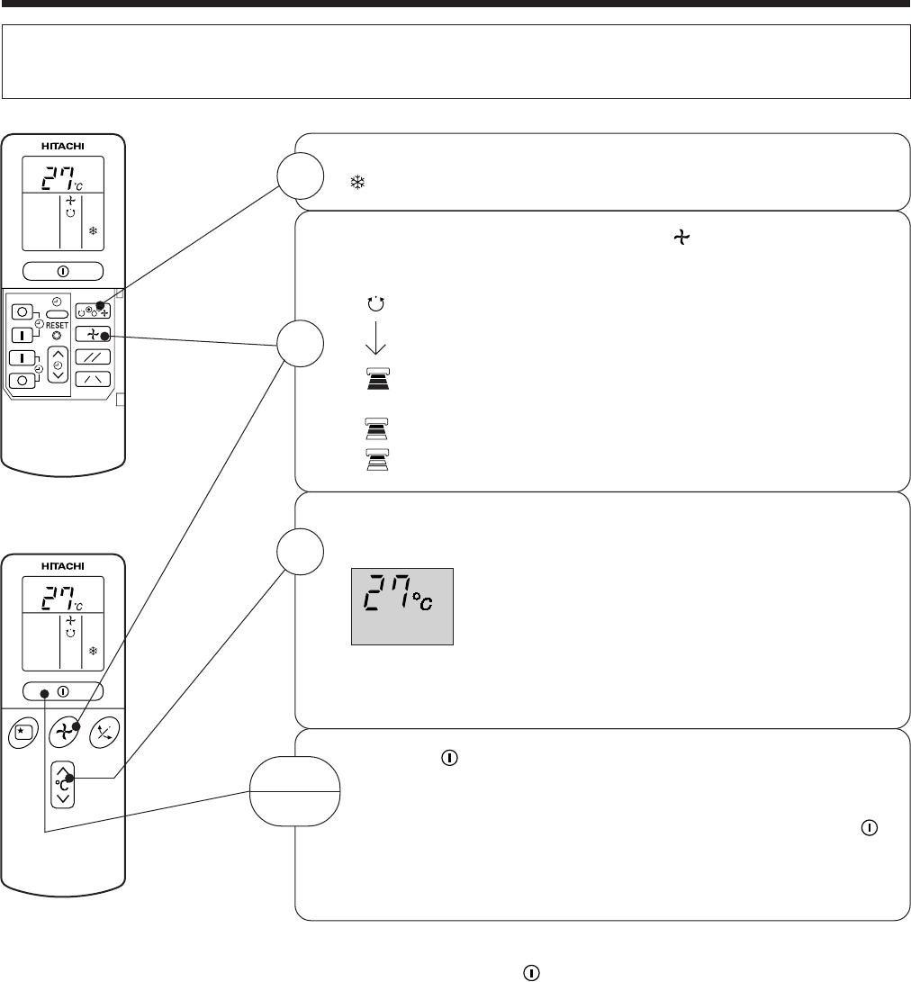 Handleiding Hitachi RAS-80YHA (pagina 11 van 26) (English)