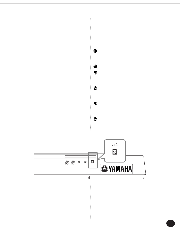 Handleiding Yamaha Psr 340 Pagina 3 Van 128 English Fc5 Pedal Wiring Diagram 7