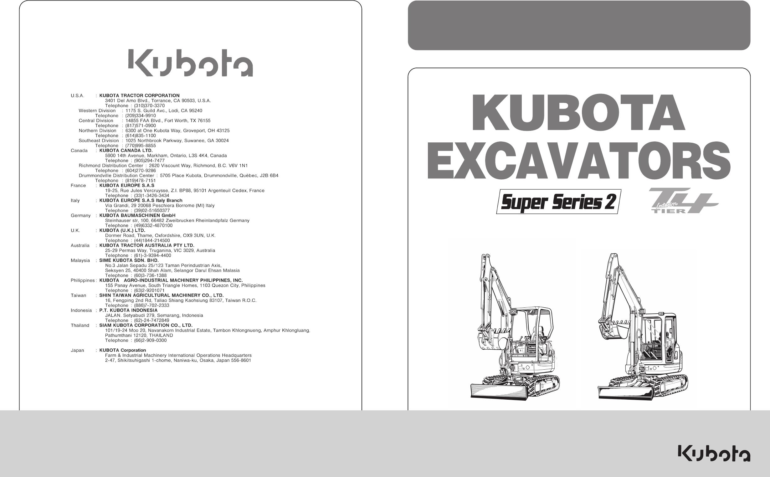 handleiding kubota kx91 3 pagina 1 van 98 english rh gebruikershandleiding com kubota kx91 3 owners manual kubota kx91-3 service manual
