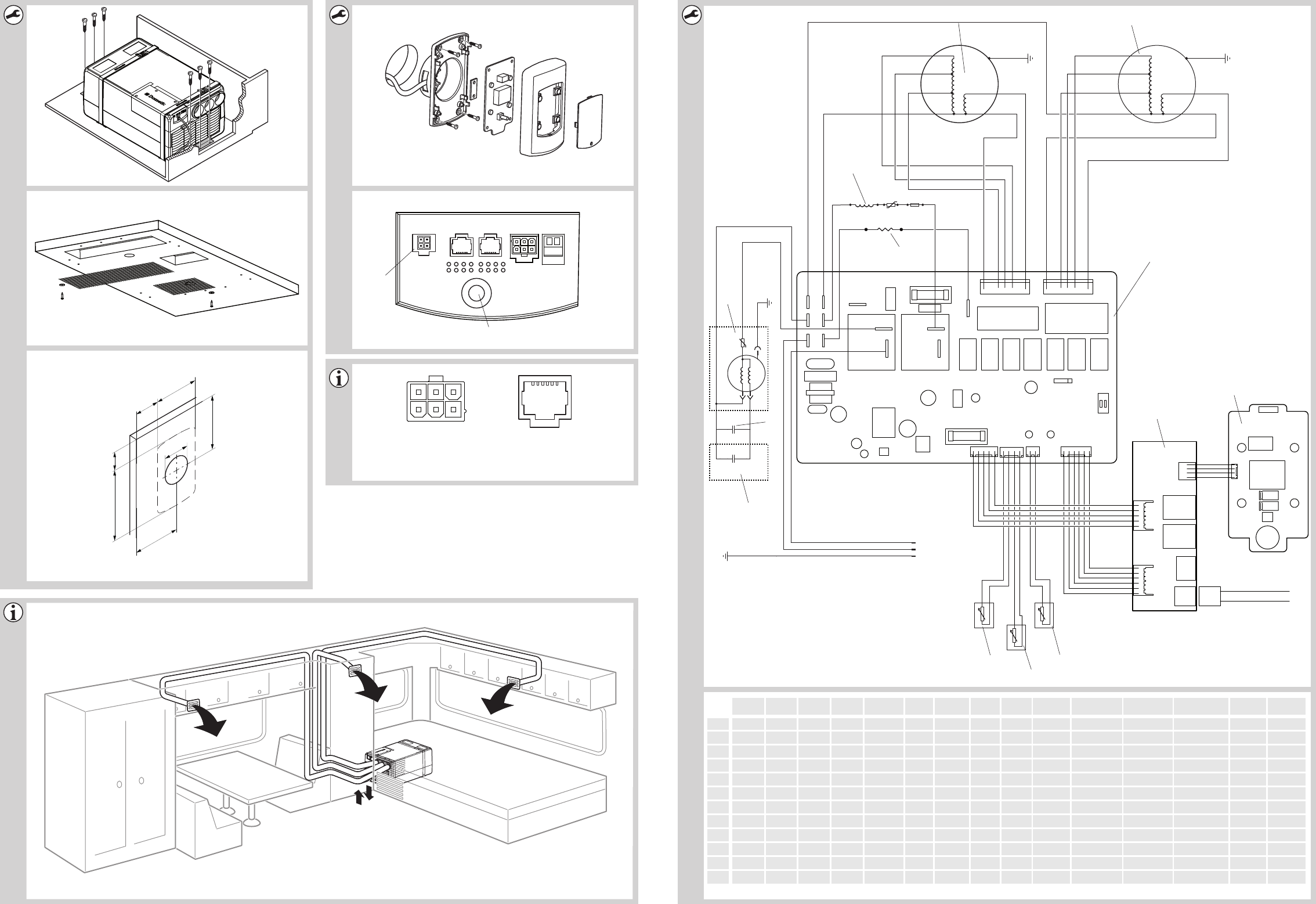 Handleiding Dometic FreshWell 3000 (pagina 2 van 262) (Alle talen) dad92d1b9626