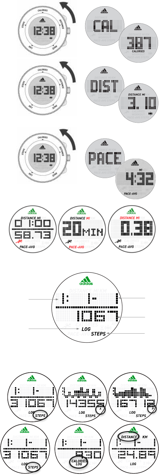 Handleiding Adidas ADP6085 Performance Questra (pagina 3 van