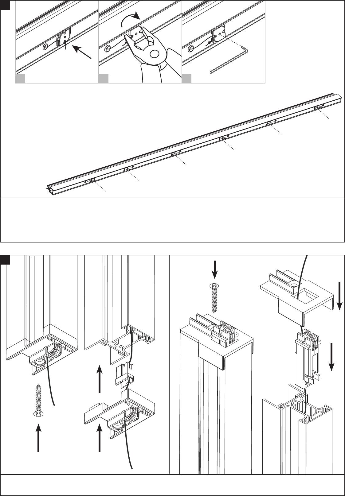 Populair Handleiding Bruynzeel 634587 S700 Plisse Hordeur (pagina 10 van 12 YG53