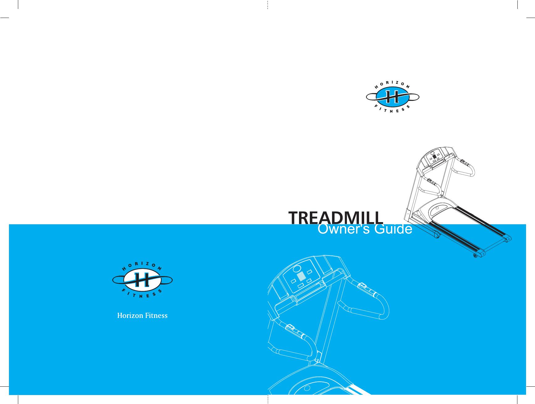 Handleiding Horizon Fitness PARAGON CS III HRC (pagina 1 van 20 ...