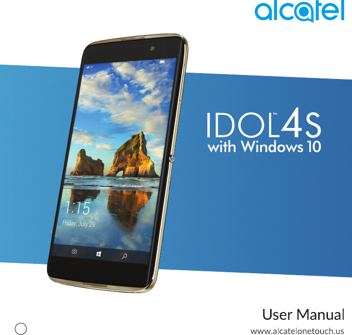 Handleiding Alcatel IDOL 4S Windows 10 - 6071W (pagina 92 van 94