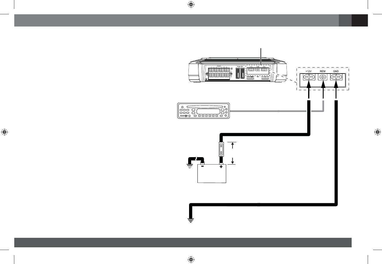 Handleiding JBL GX-A604 (pagina 1 van 28) (English) on