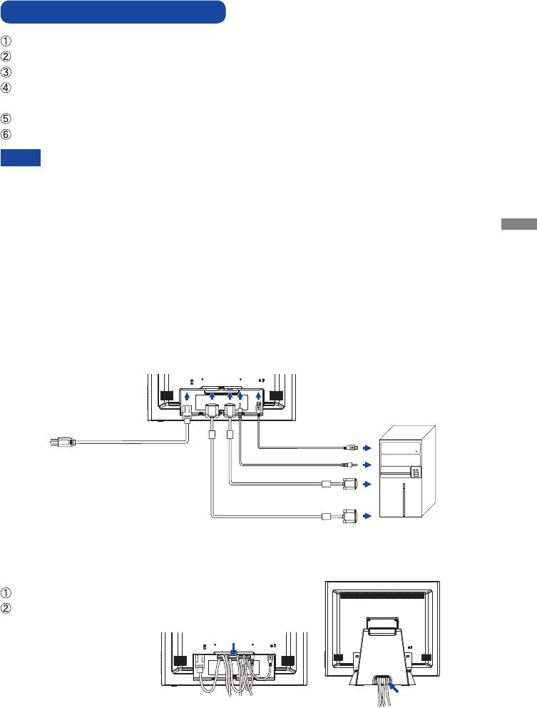 Handleiding Iiyama PROLITE T1532MSC (pagina 12 van 35) (English)