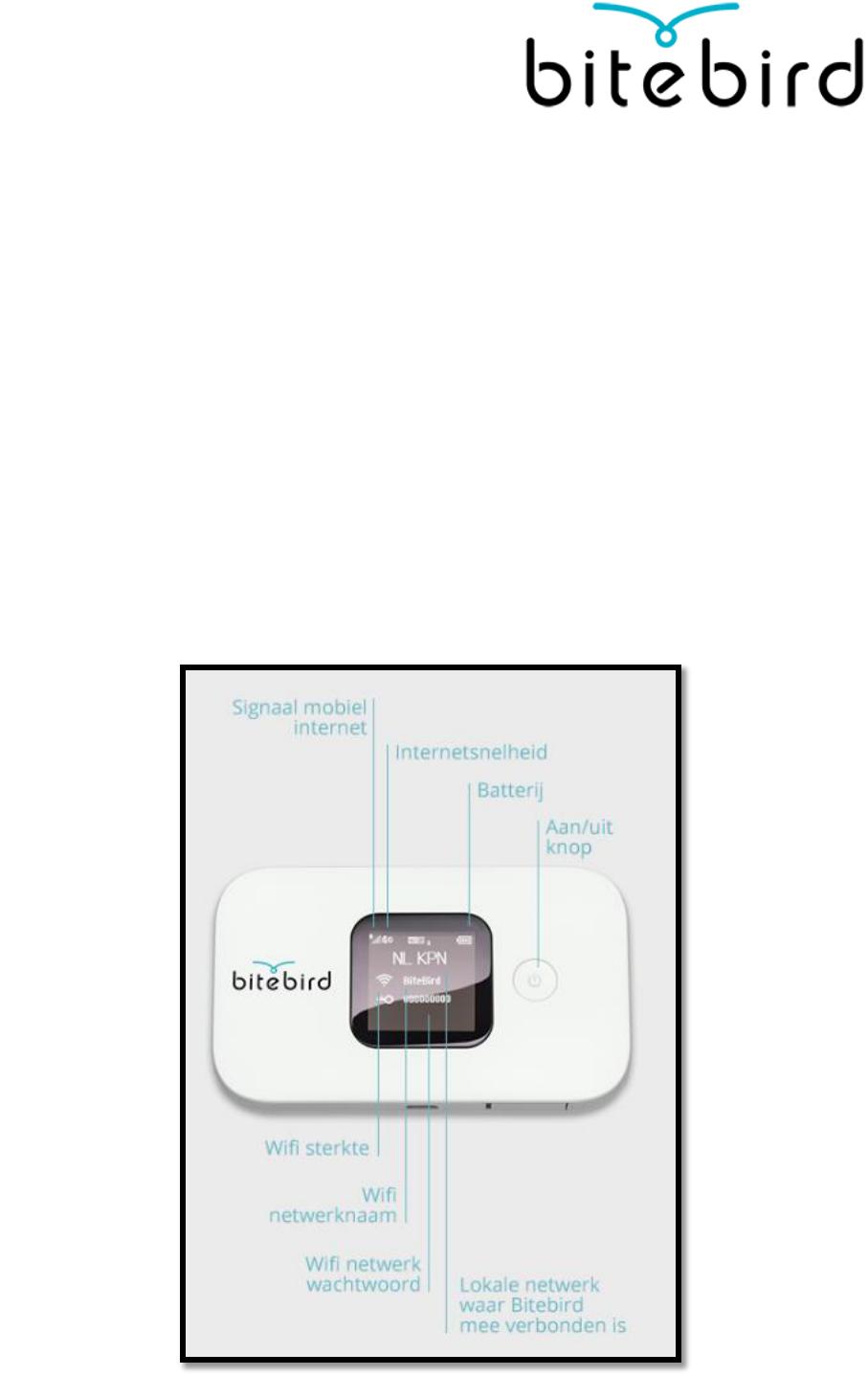 Handleiding Huawei E5577s - Mobile WiFi (pagina 1 van 17