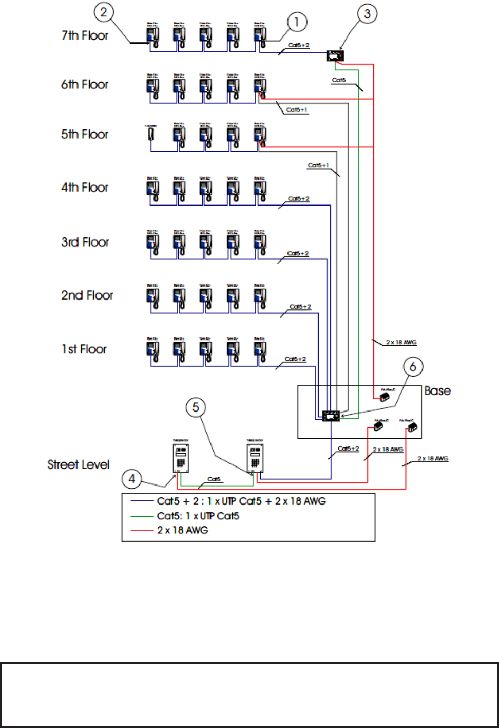 bg2 handleiding golmar platea plus (pagina 2 van 7) (english) golmar intercom wiring diagram at gsmportal.co