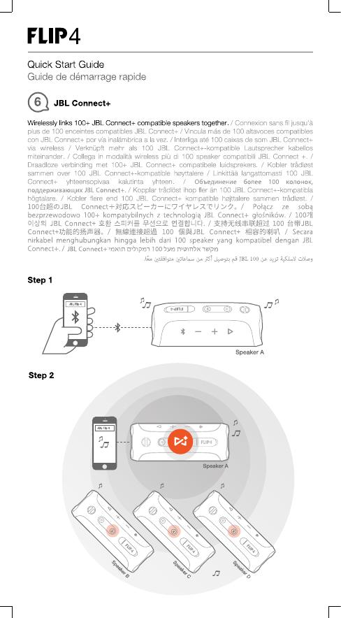 Handleiding Jbl Flip 4 Pagina 9 Van 20 Alle Talen