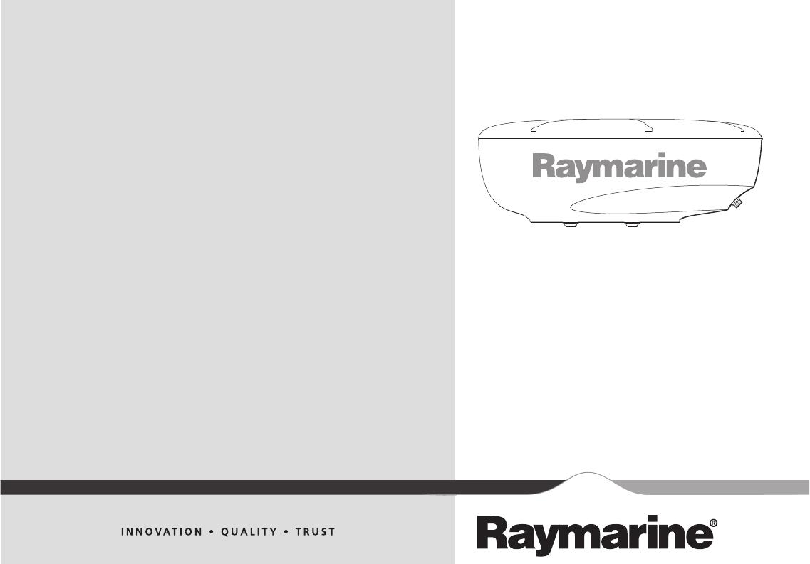Handleiding Raymarine Digital Radome Pagina 12 Van 32 English C80 Wiring Diagram