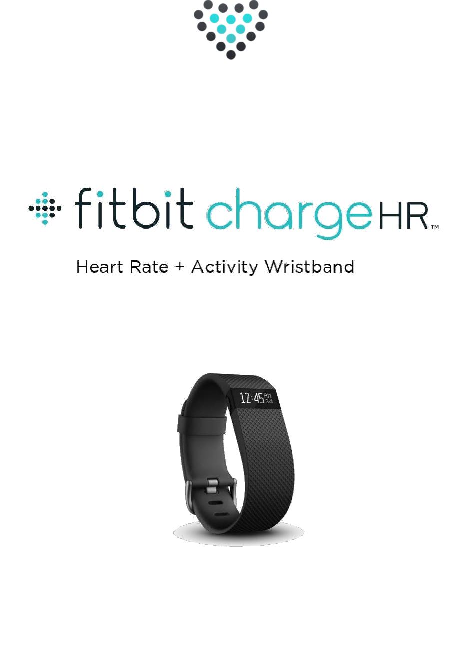 Handleiding Fitbit Charge Hr Pagina 1 Van 33 Nederlands