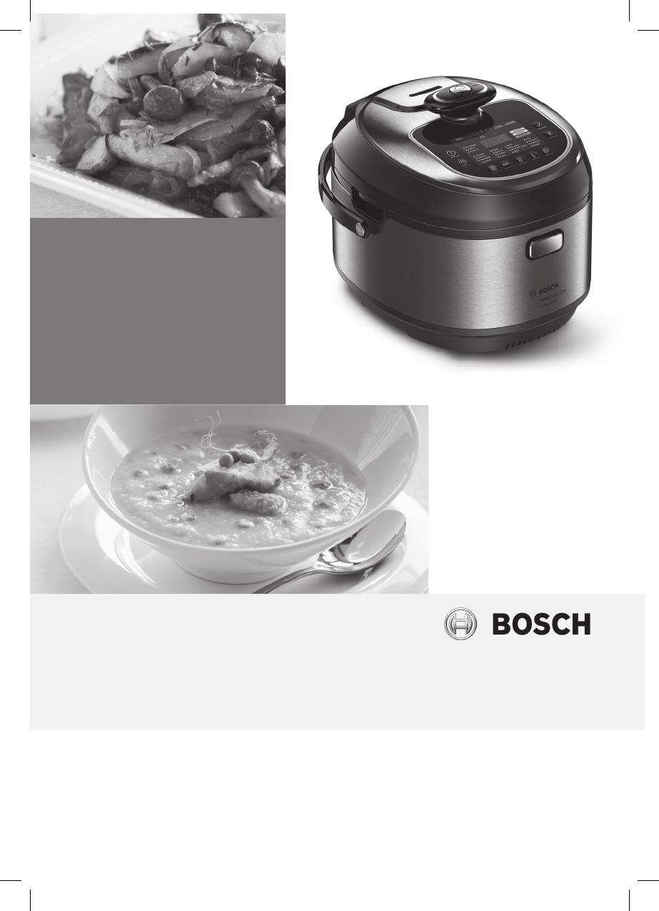 Handleiding Bosch MUC88B68 (pagina 1 van 338) (Dansk 06fd455097