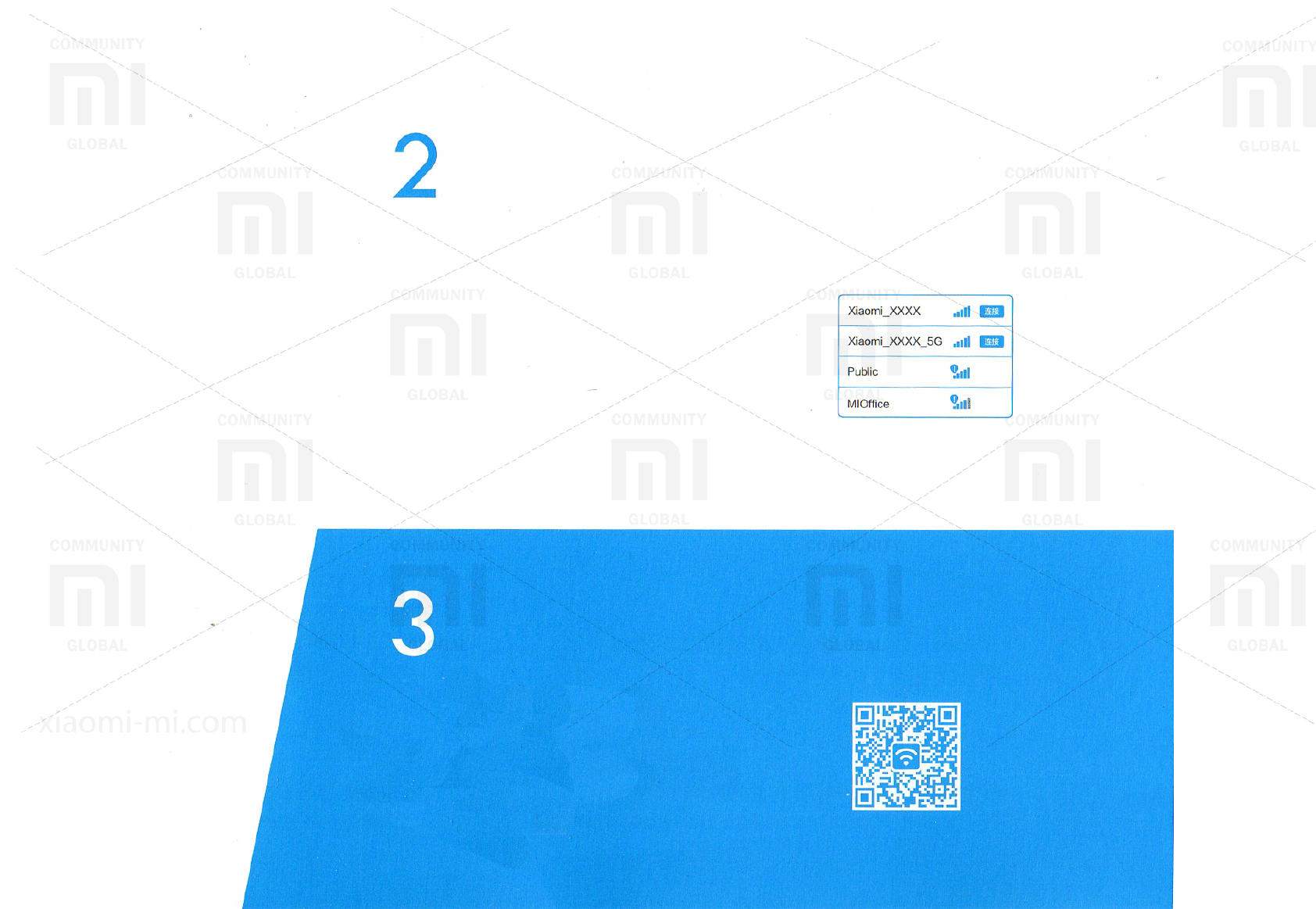 Handleiding XIAOMI Mi WiFi Router HD - R3D (pagina 1 van 11) (English)