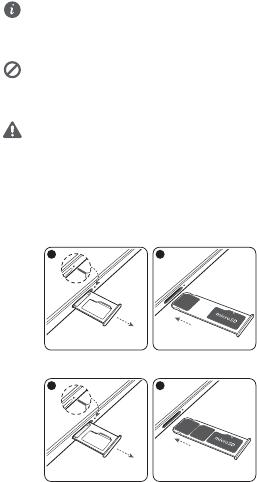 Handleiding Huawei Y9 2019 - JKM-LX3 (pagina 3 van 12) (English)