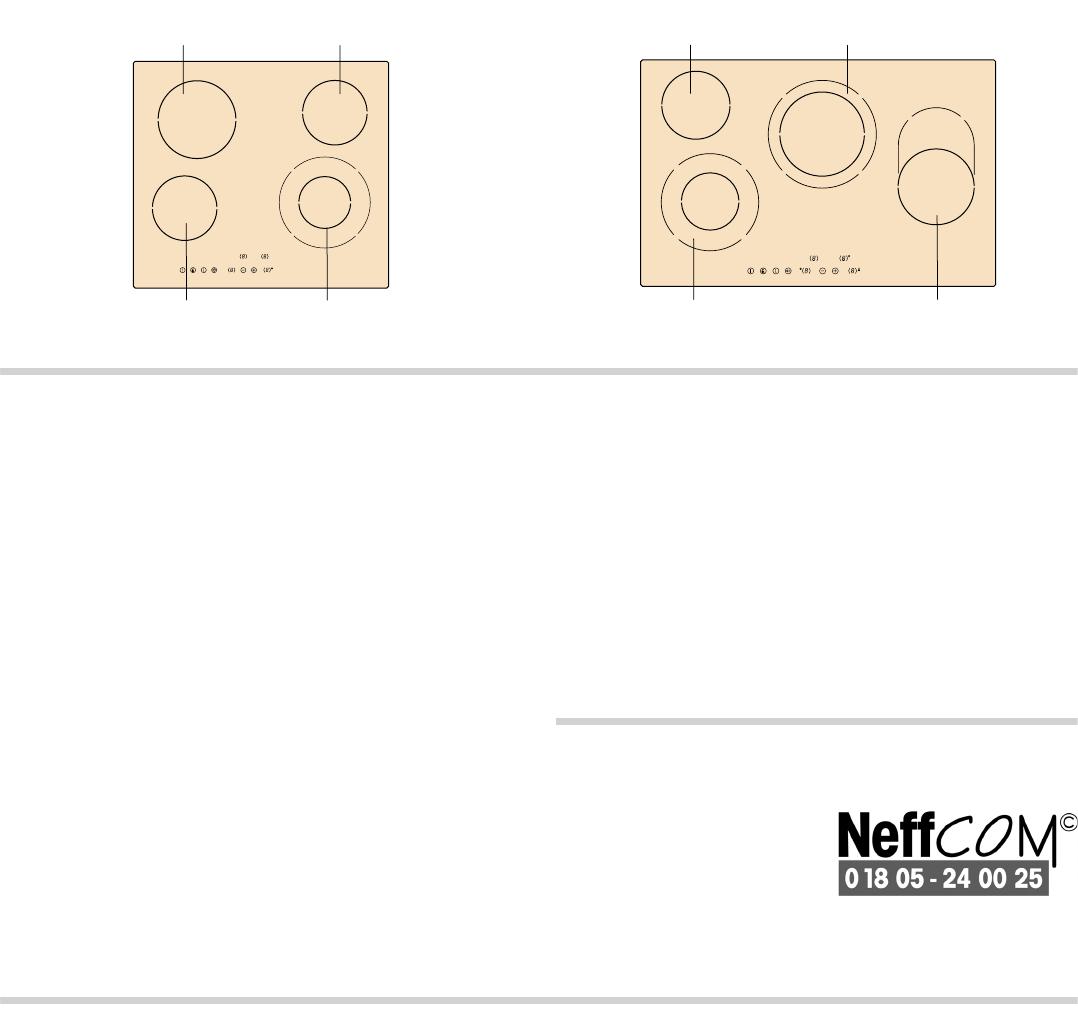 Handleiding Neff T12d20 Xo Pagina 18 Van 32 Deutsch English