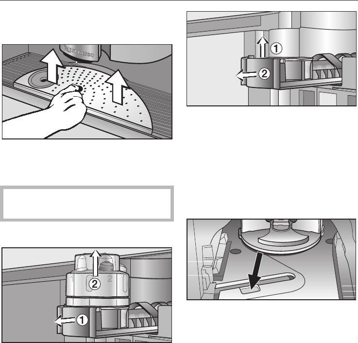 handleiding miele cva 3660 pagina 47 van 72 1 11 mb nederlands. Black Bedroom Furniture Sets. Home Design Ideas