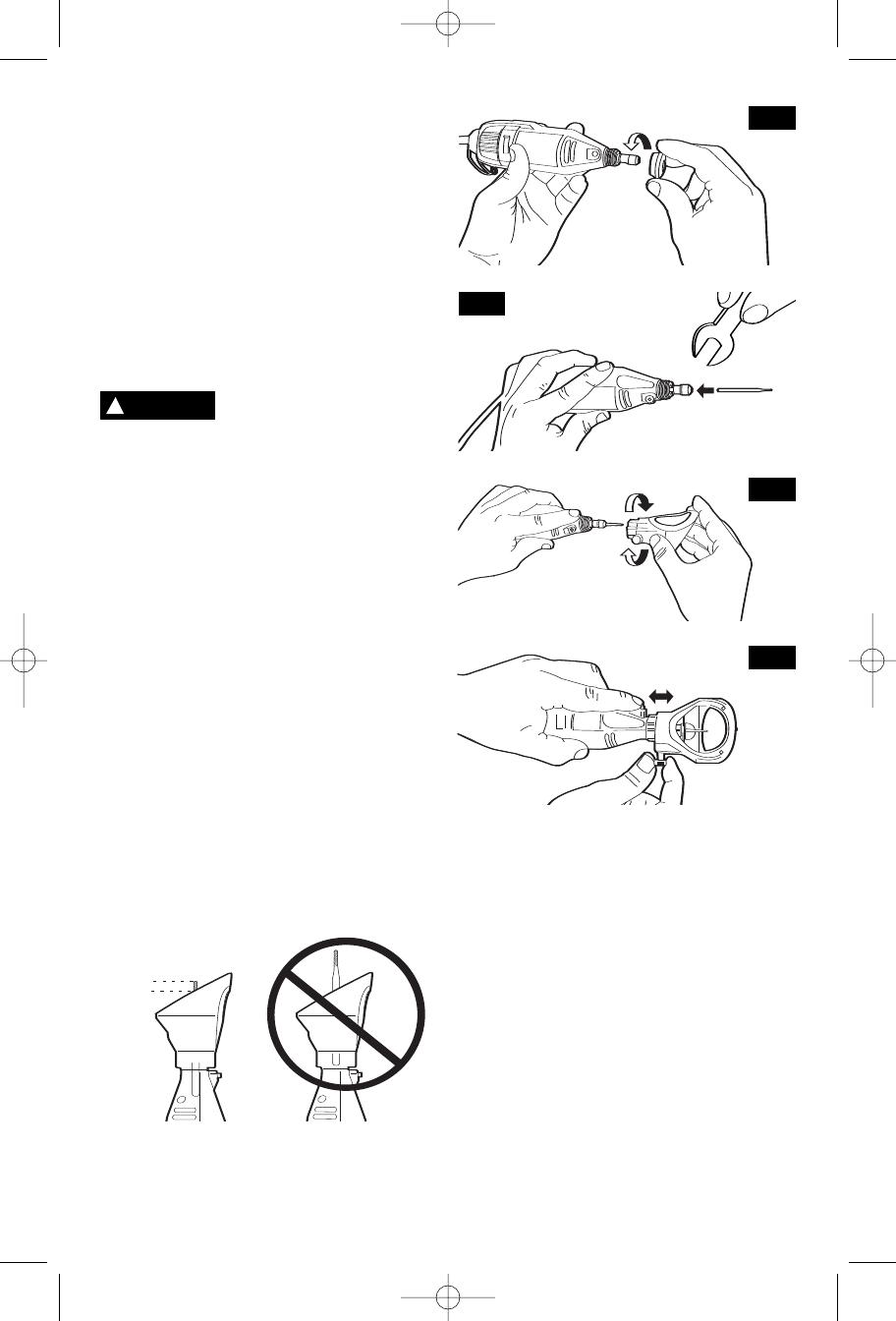 Handleiding Dremel 395t6 Pagina 15 Van 92 English Espanl Franais Wiring Diagram