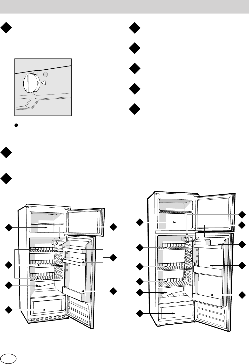 indesit k hlschrank gd 230 l thomas s chichester blog. Black Bedroom Furniture Sets. Home Design Ideas