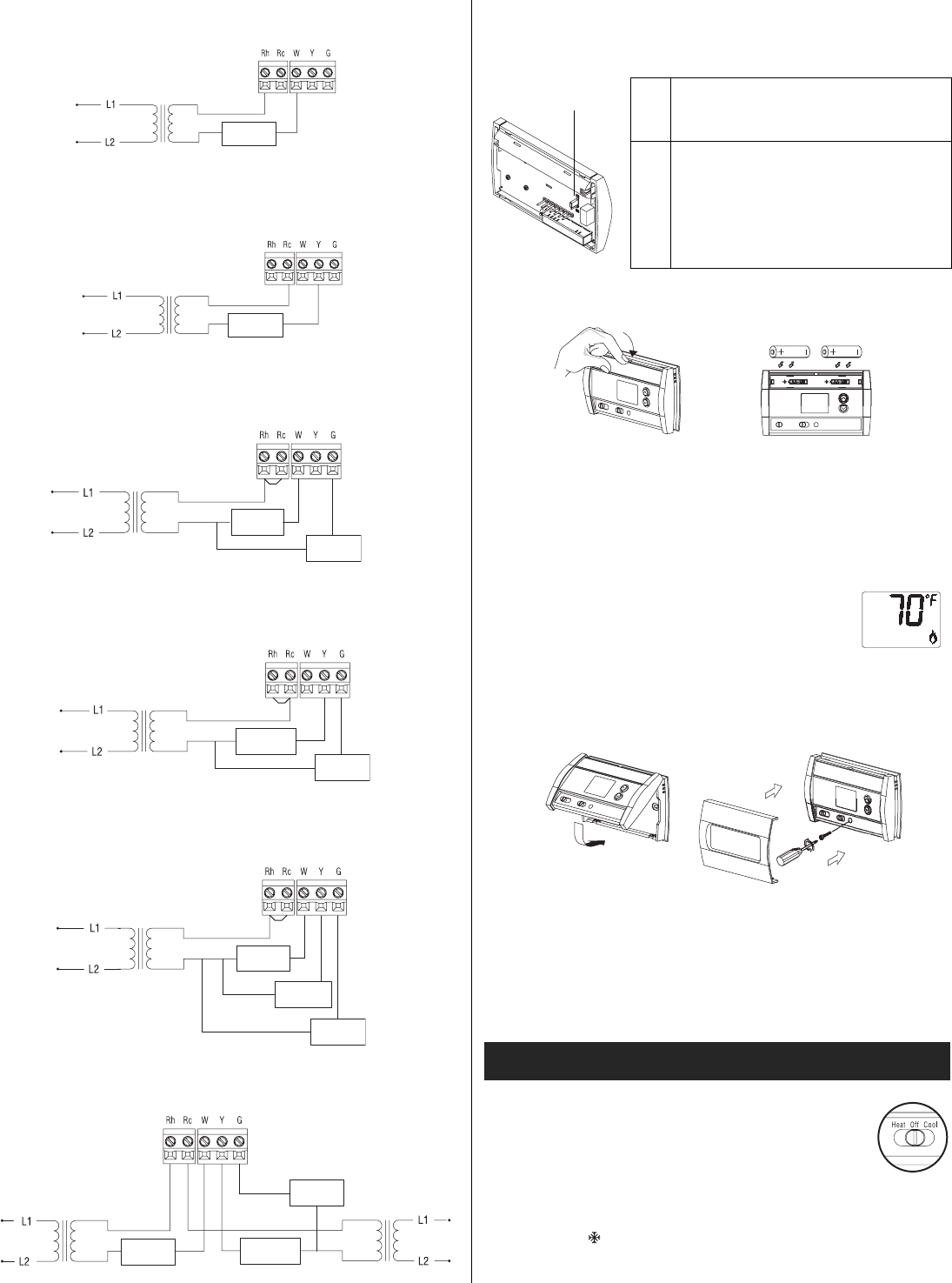 honeywell rth110b wiring diagram today wiring diagram Honeywell Humidistat Wiring-Diagram handleiding honeywell rth110b pagina 3 van 3 english honeywell thermostat diagram honeywell rth110b wiring diagram