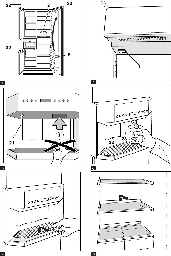 handleiding gaggenau ik 300 254 pagina 145 van 148 deutsch english fran ais italiano. Black Bedroom Furniture Sets. Home Design Ideas