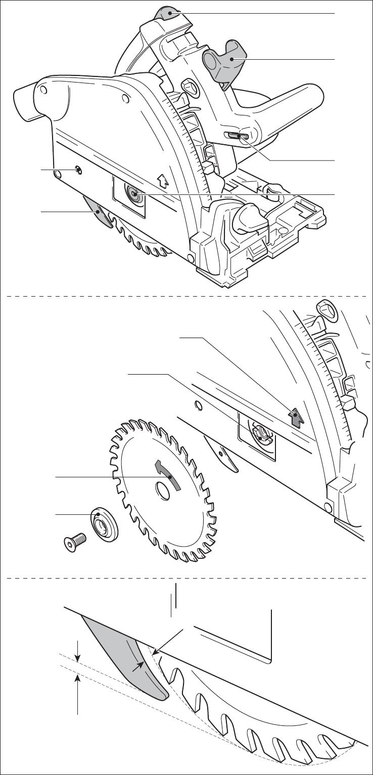 handleiding festool ts 55 ebq (pagina 14 van 94) (dansk, deutsch