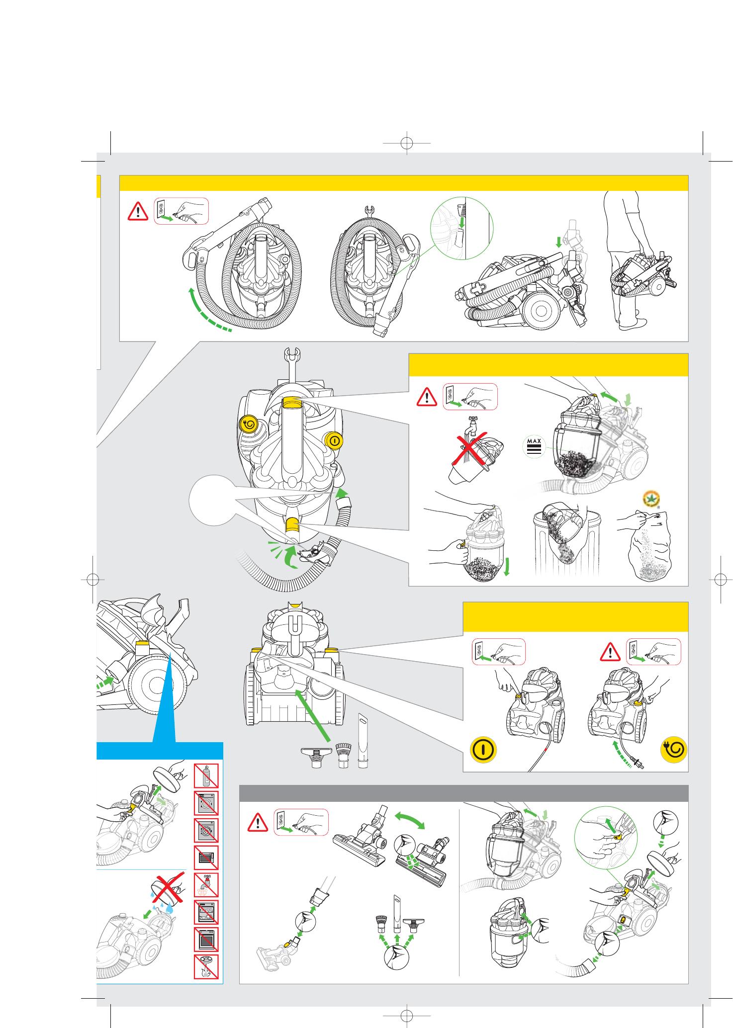 Инструкция по эксплуатации пылесоса дайсон 29 dyson пылесос инструкция