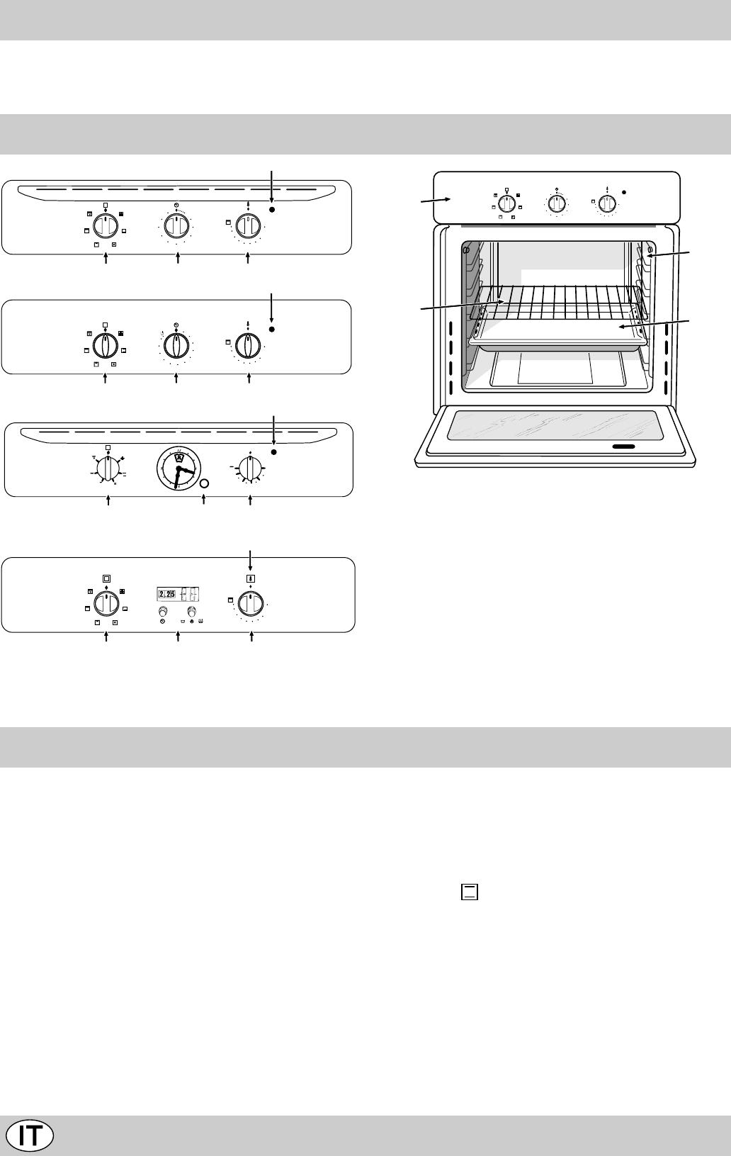 Handleiding Ariston Fd 51 Ice Pagina 1 Van 58 Deutsch