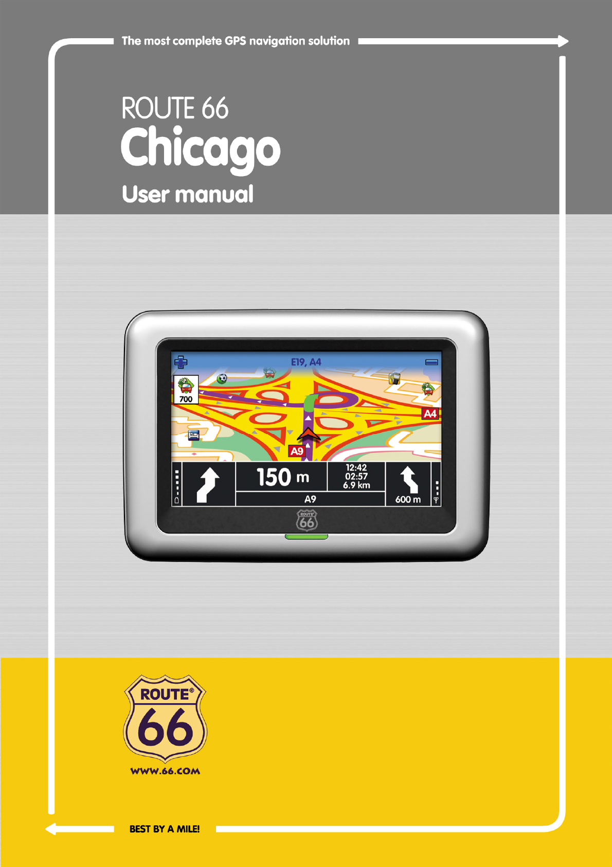 handleiding route 66 chicago 9000 pagina 1 van 71 english rh gebruikershandleiding com Route 66 Attractions Route 66 Map