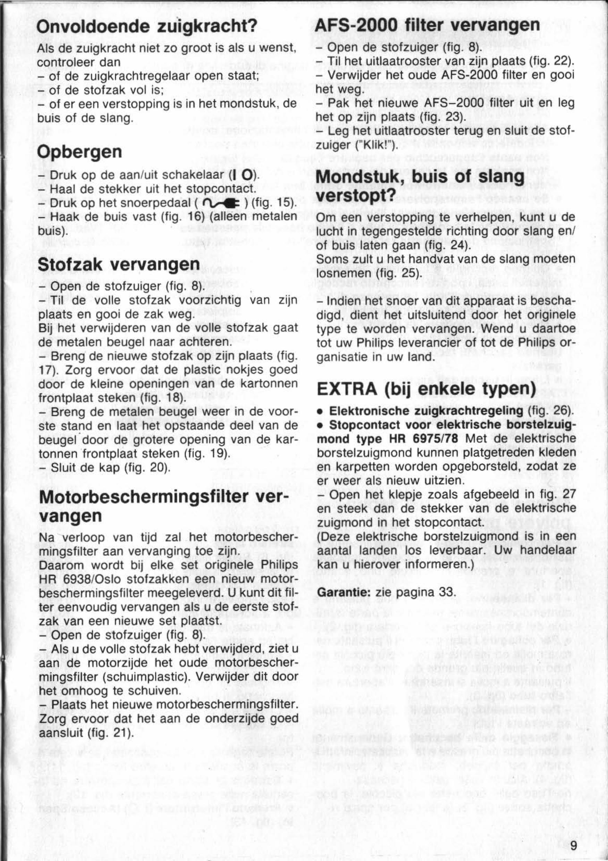 Handleiding Philips T500 Pagina 3 Van 8 Nederlands