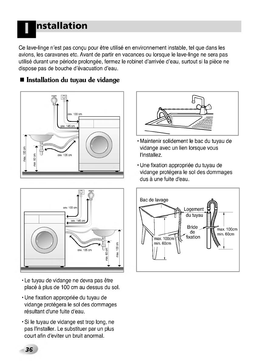 Handleiding Lg Wd 12380 Fbn Pagina 38 Van 45 Francais Nederlands