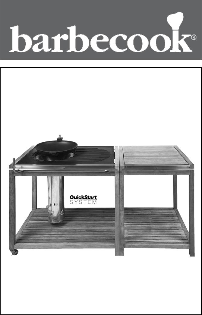 handleiding barbecook master pagina 1 van 40 dansk. Black Bedroom Furniture Sets. Home Design Ideas
