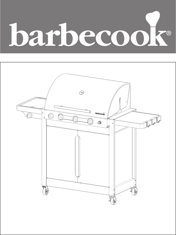handleiding barbecook brahma 4 2 pagina 1 van 136 deutsch english espan l fran ais. Black Bedroom Furniture Sets. Home Design Ideas