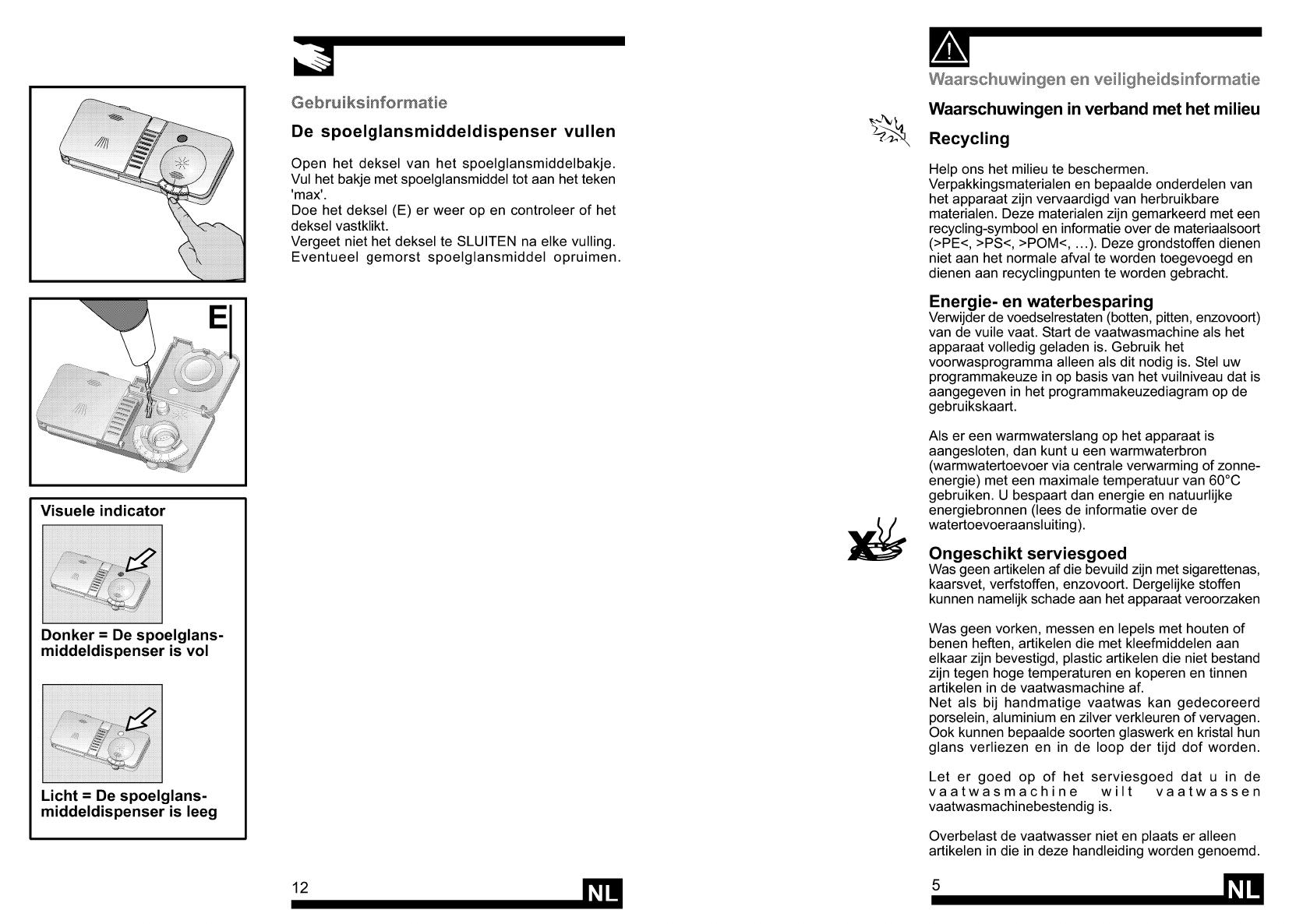 handleiding beko dfn1500  pagina 7 van 10   nederlands