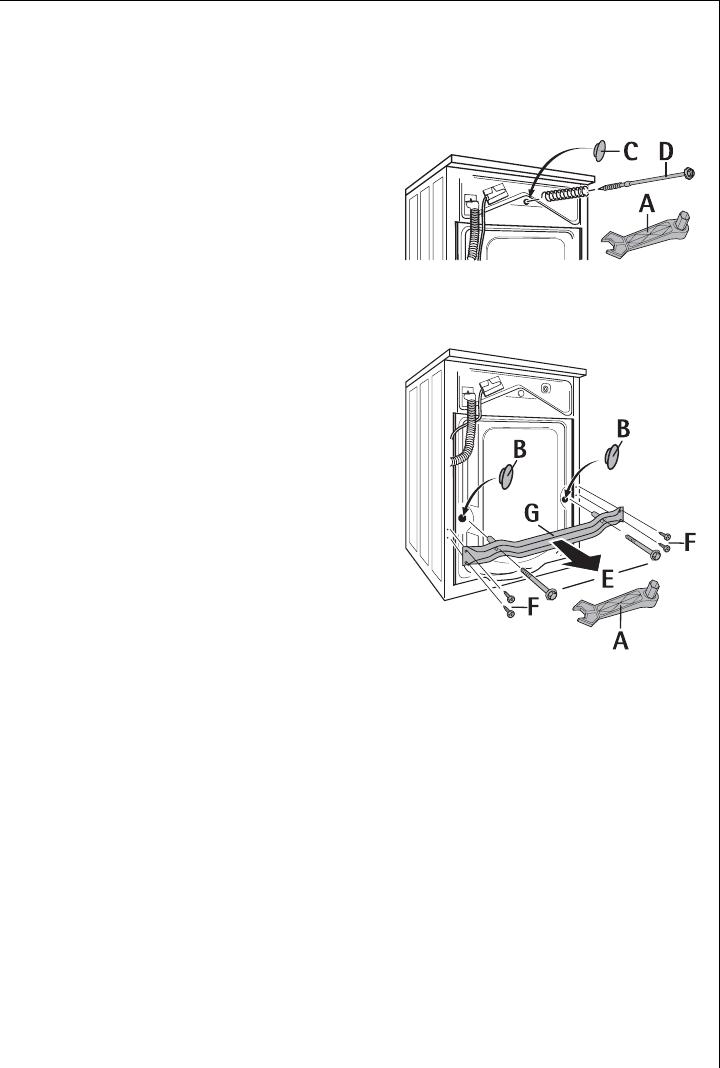 handleiding aeg lavamat 74530 pagina 41 van 56 nederlands. Black Bedroom Furniture Sets. Home Design Ideas