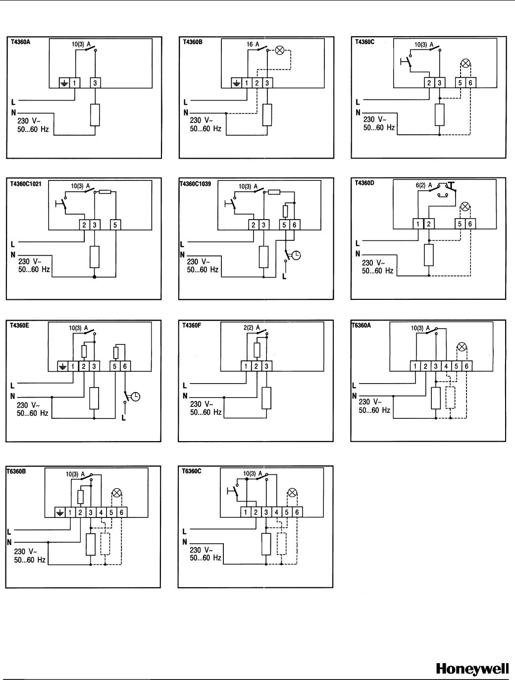 honeywell ct87k wiring diagram honeywell rth5100b wiring