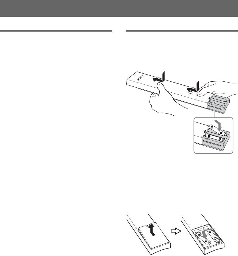 Handleiding Sony Bravia Kdl 40ex725 Pagina 8 Van 36 English
