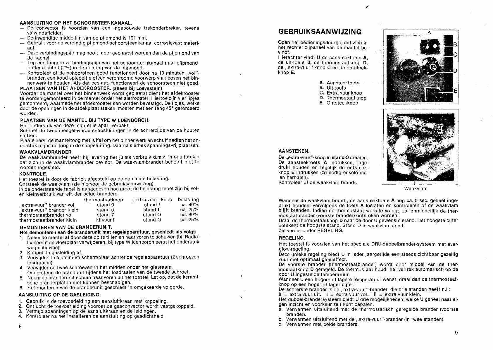 Nieuw Handleiding DRU Radialix 8C-TR (pagina 3 van 6) (Nederlands) SP-26
