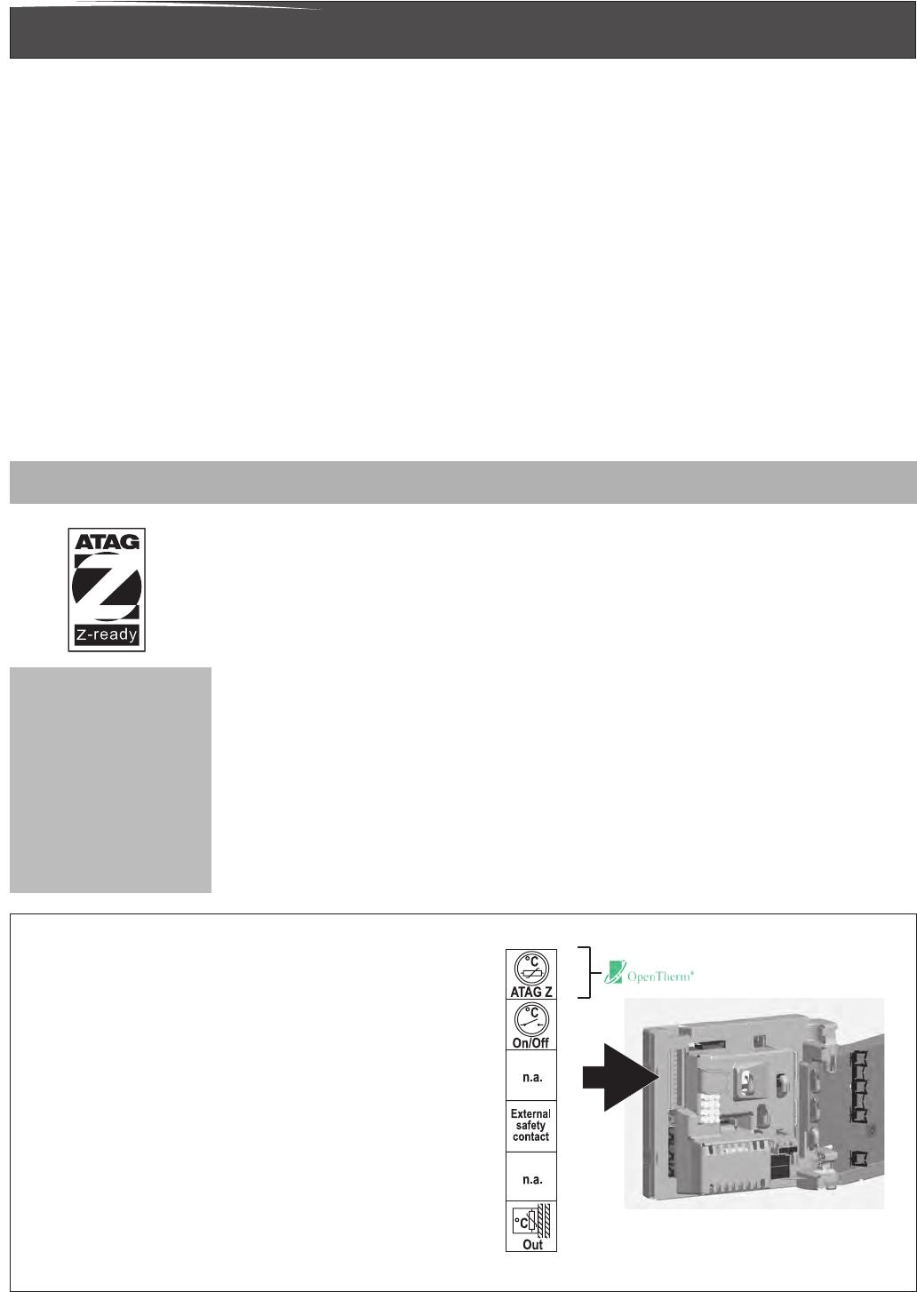 Genoeg Handleiding ATAG A244EC-CW4 (pagina 19 van 36) (Nederlands) BA68