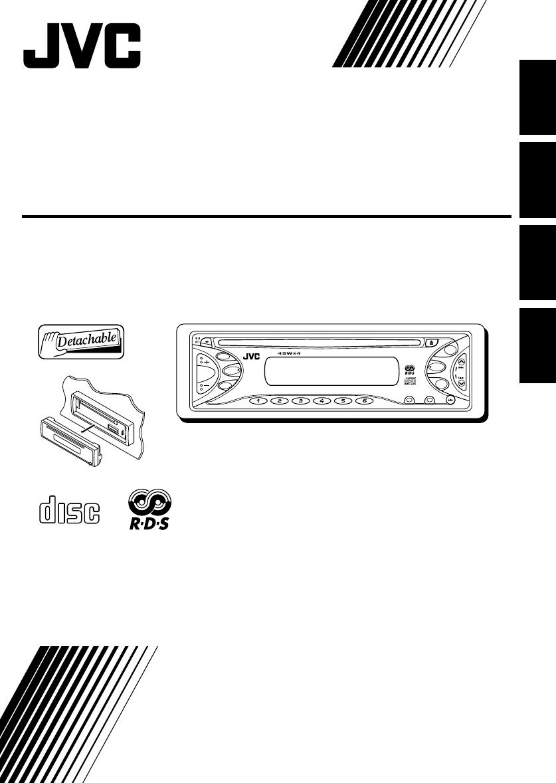 Handleiding Jvc Kd S73r Pagina 1 Van 32 Nederlands Kw Wiring Diagram