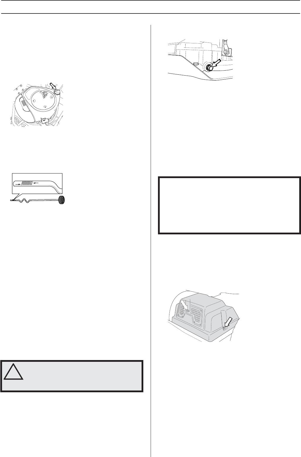 Handleiding Husqvarna Rider 16 (pagina 34 van 36) (Nederlands)