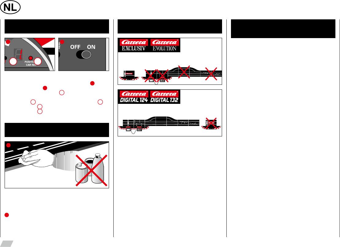 handleiding carrera digital 132 30353 driver display. Black Bedroom Furniture Sets. Home Design Ideas
