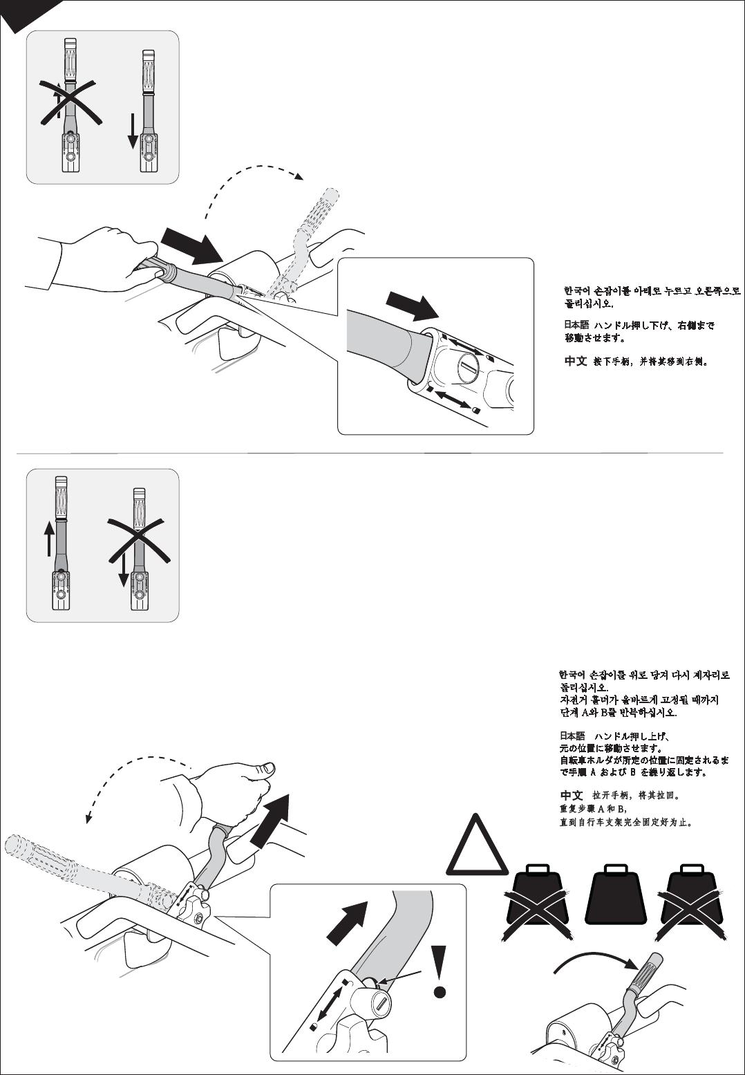 handleiding thule euroway 945 pagina 10 van 16 deutsch. Black Bedroom Furniture Sets. Home Design Ideas