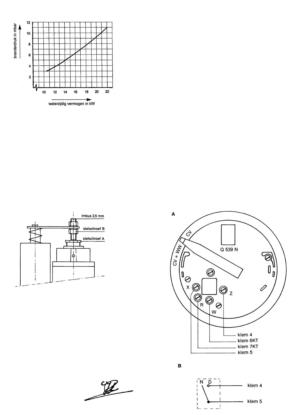 handleiding intergas g22 ew  pagina 4 van 6   nederlands
